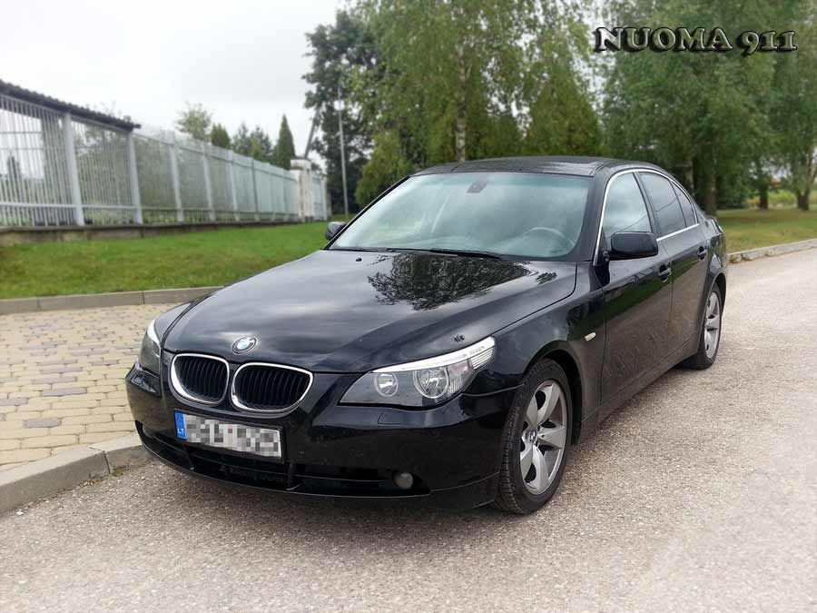 bmw nuoma