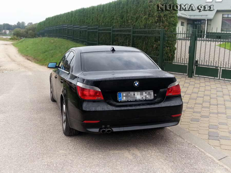 bmw 530 nuoma