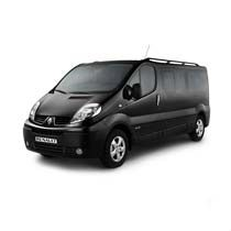 minibus rental without driver